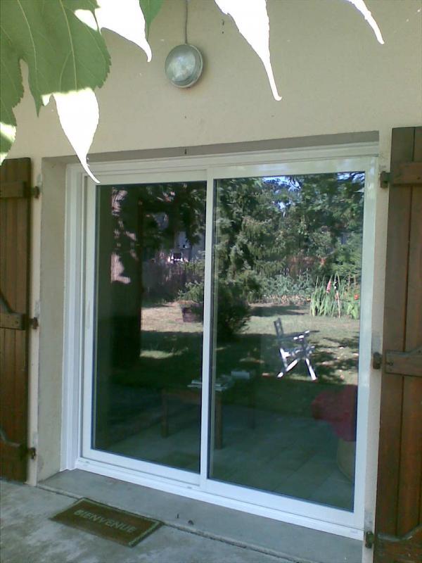 baie galandage 2 vantaux affordable baie vitre galandage. Black Bedroom Furniture Sets. Home Design Ideas